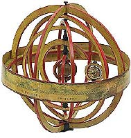 Astrologisches Meßinstrument